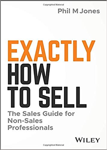 The Sales Guide for Non-Sales Professionals Cover