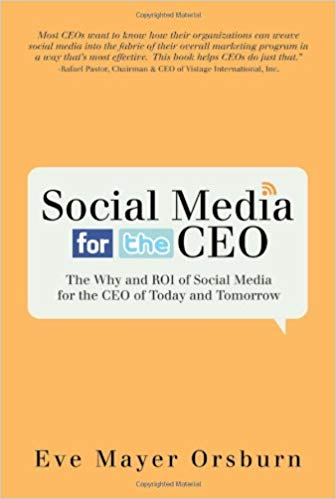 Social Media for the CEO Cover