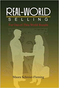 Real-World Selling: For Out-of-This-World Results Cover