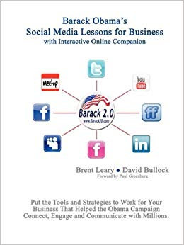 Barack Obama's Social Media Lessons For Business Cover