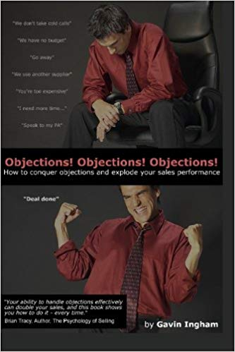Objections! Objections! Objections! Cover
