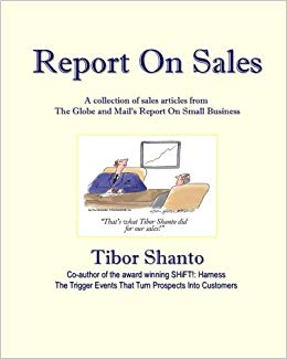 Report On Sales Cover