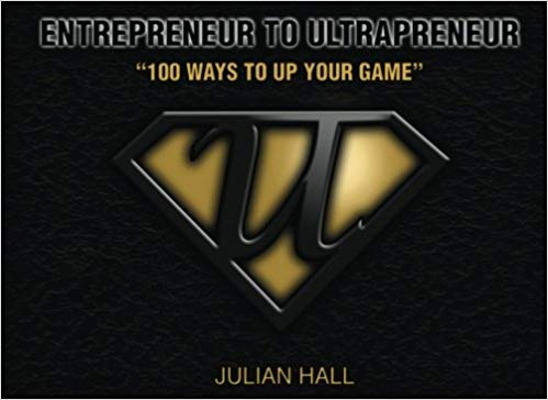 Entrepreneur to Ultrapreneur Cover