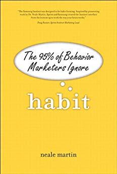 Habit: The 95% of Behavior Marketers Ignore Cover