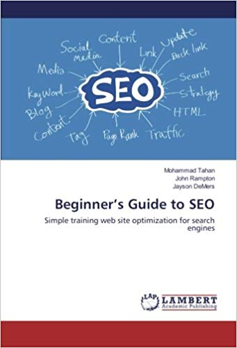 Beginner's Guide to SEO: Simple training web site optimization for search engines Cover