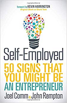Self-Employed: 50 Signs That You Might Be An Entrepreneur Cover