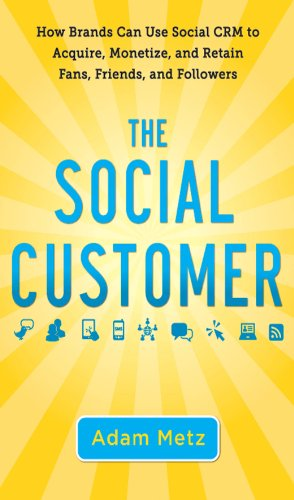 How Brands Can Use Social CRM to Acquire, Monetize, and Retain Fans, Friends, and Followers Cover
