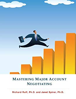 Mastering Major Account Negotiating (Sales Mastery Series Book 2) Cover