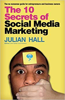 The 10 Secrets of Social Media Marketing Cover