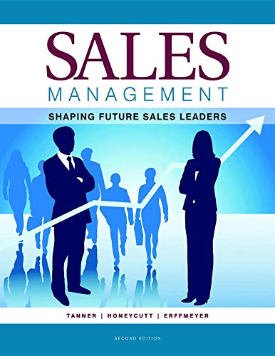 Sales Management 2nd Edition Cover