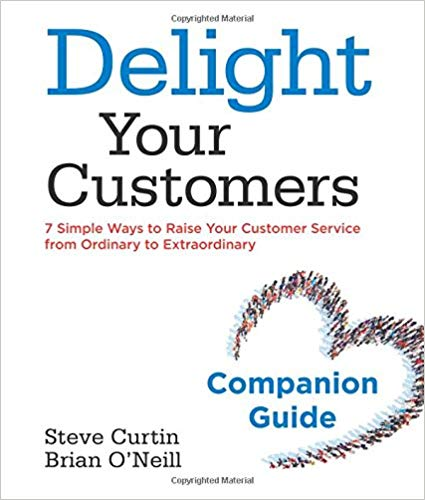 Delight Your Customers Companion Guide Cover