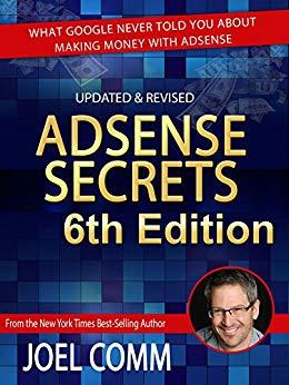 Google AdSense Secrets 6.0 Cover