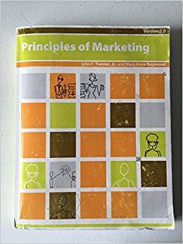 Principles of Marketing (B&W) Cover