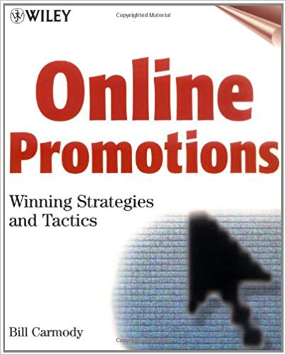 Online Promotions: Winning Strategies and Tactics Cover