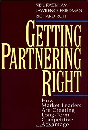Getting Partnering Right Cover