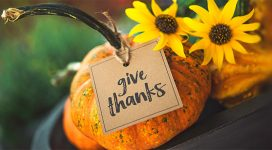 Continue to Spread Gratitude at Work after Thanksgiving