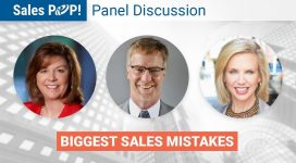 Biggest Sales Mistakes (Panel Discussion)