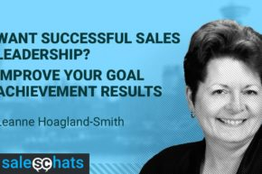 #SalesChats: Sales Leadership, with Leanne Hoagland-Smith