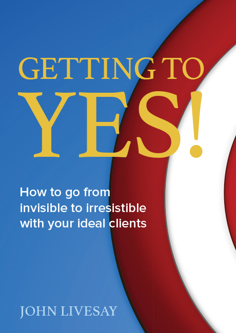 John Livesay - Getting To Yes