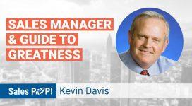 Kevin Davis: Sales Management Advice for 2018