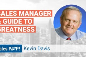 Kevin Davis: Sales Management Advice for 2018