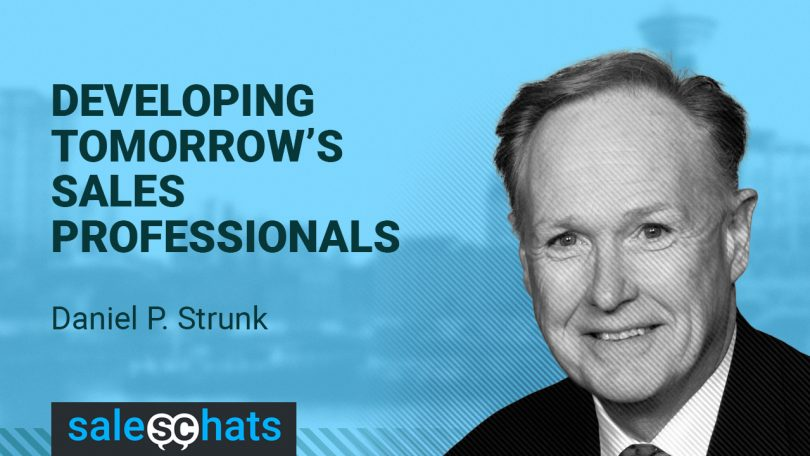 #SalesChats: Developing Professionals, with Daniel Strunk