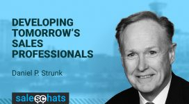 #SalesChats: Developing Professionals, with Daniel Strunk