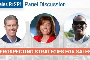 Panel Discussion: Prospecting Strategies for Sales