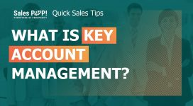 What is Key Account Management?