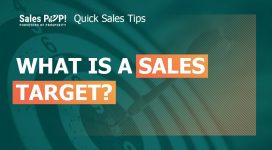 What is Sales Target?