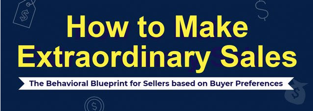 How to Make Extraordinary Sales