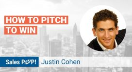 How to Pitch to Win at Sales
