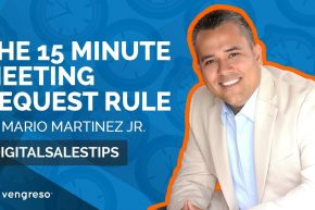 The 15-Minute Meeting Request Rule