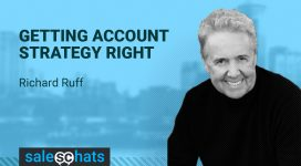 #SalesChats: June 21st, 2018 at 9am PST with Richard Ruff