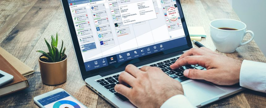 Sales Management Through Pipeliner CRM