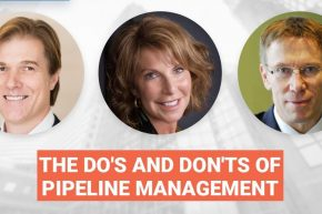 The Do's and Don'ts of Pipeline Management