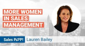 Women in Sales Management