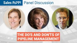 Panel Discussion: Do's and Don'ts of Pipeline Management