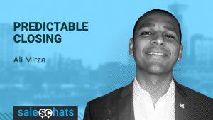 #SalesChats: Predictable Closing