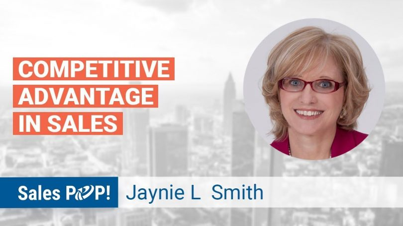 Competitive Advantage In Sales