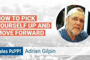 Transforming Disaster: Pick Yourself Up and Move Forward