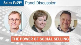 Panel Discussion Recording: The Power Of Social Selling