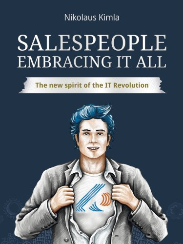 SALESPEOPLE EMBRACING IT ALL Cover