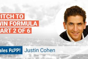 """Pitch to Win 6 Step Formula: """"Team"""""""