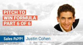 "Pitch to Win 6 Step Formula: ""Content"""