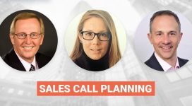Planning Your Sales Calls