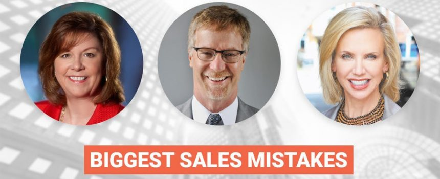 The Biggest Sales Mistakes