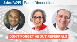 Referral Selling Expert Panel Discussion