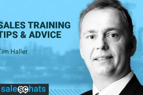 Sales Training Tips & Advice with Tim Haller