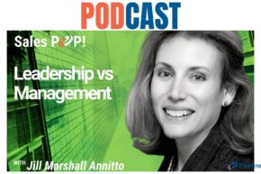🎧  Leadership vs Management